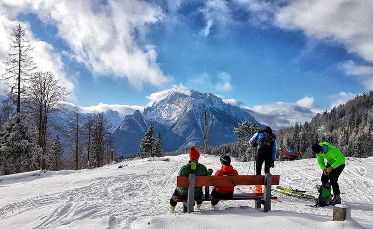 Skitour Goetschen Bischofswiesen