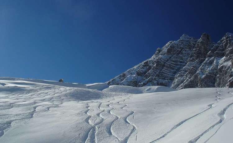 Skitour Hochalm 1