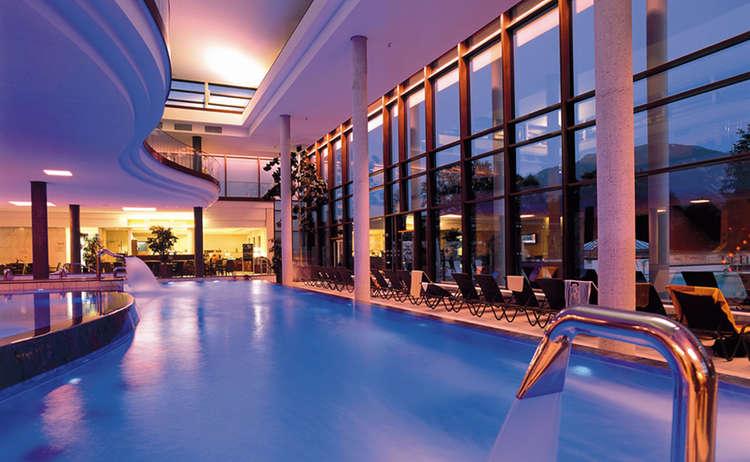 Spa Und Familien Resort Rupertustherme Innen