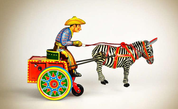Spielzeugsammlung Von Hans Peter Porsche