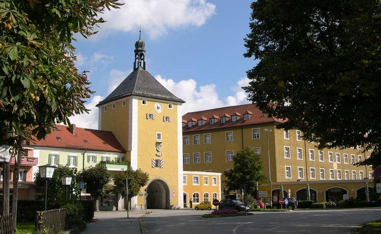 Stadttor Laufen