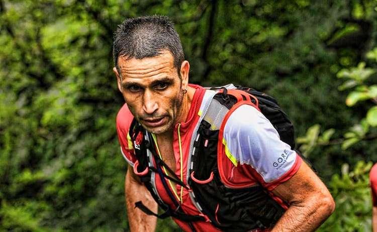 Stefan Holzner Salomon 4 Trails