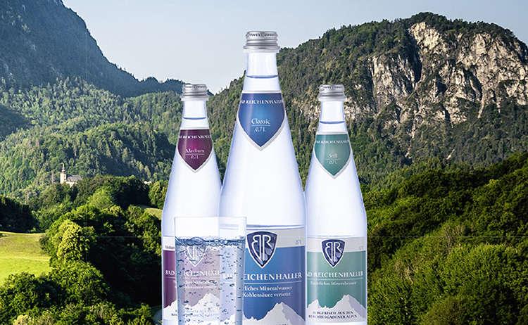 Teaser Reichenhaller Wasser