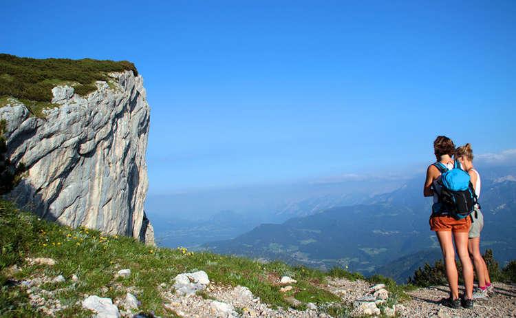 Untersberg Ostwand