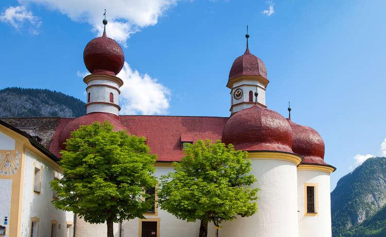 Wallfahrtskirche St Bartholomae Kirche Tourismus