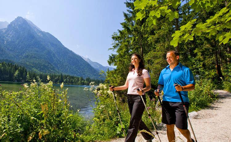 Wandern In Bayern Am Hinter