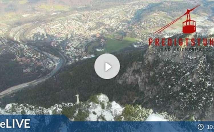 Webcam Alpenstadt Reichenhall
