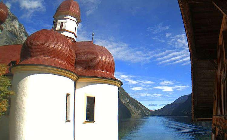 Webcam St Bartholomae