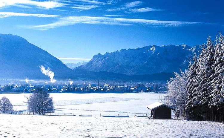 Winter In Piding 1