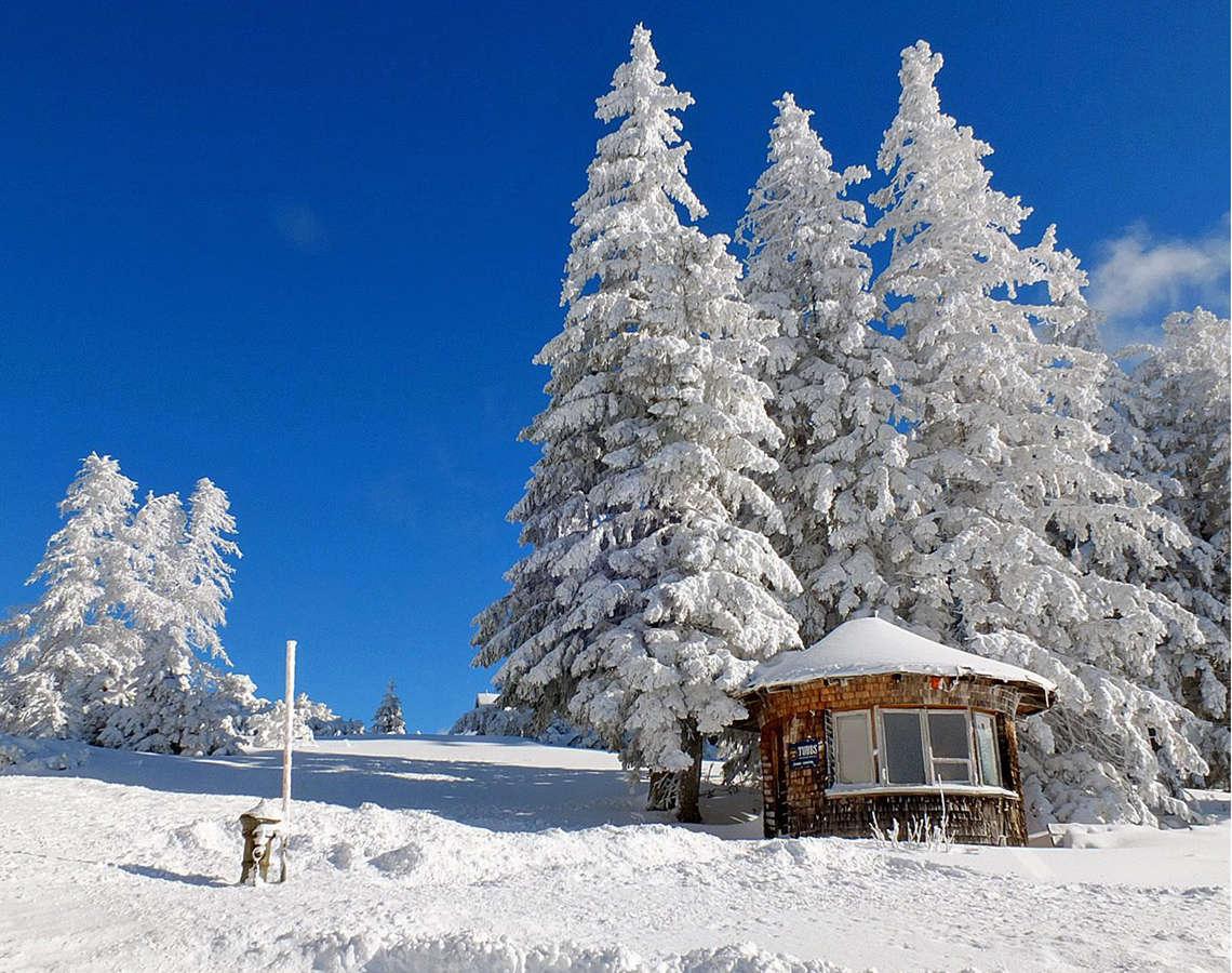 Winterurlaub Bayern Berchtesgaden