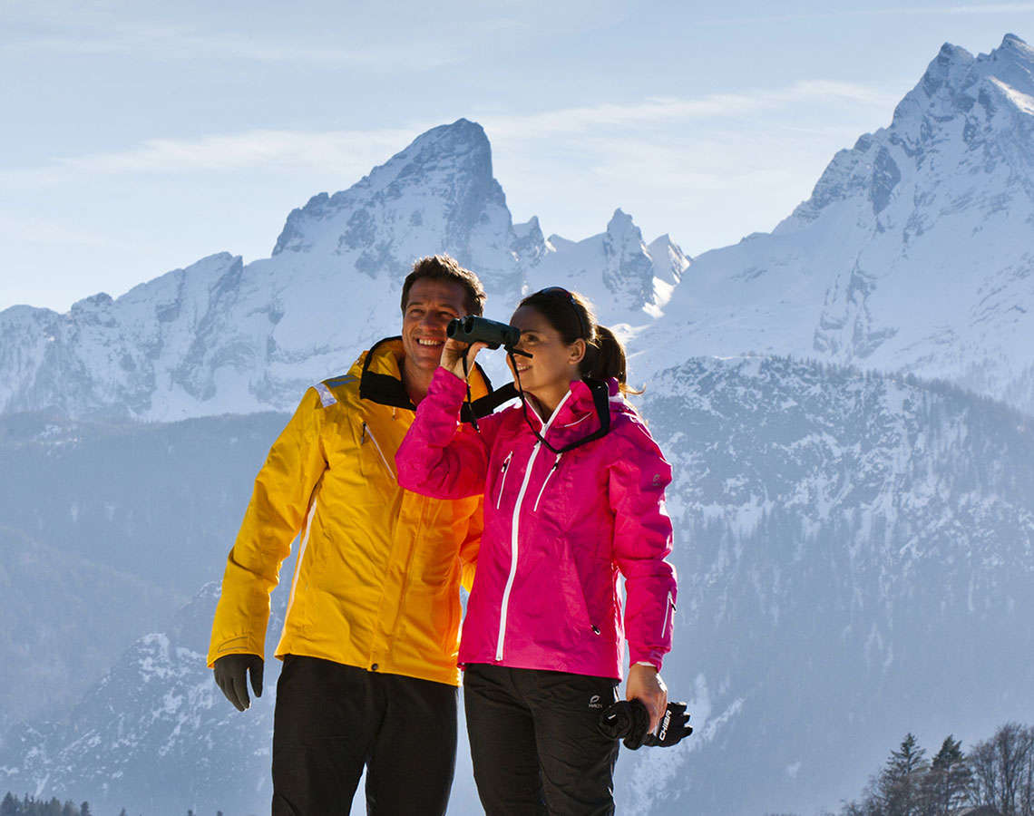 Winterwandern Berchtesgaden