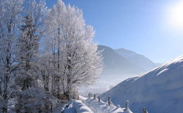 Winterwandern In Berchtesgaden 1