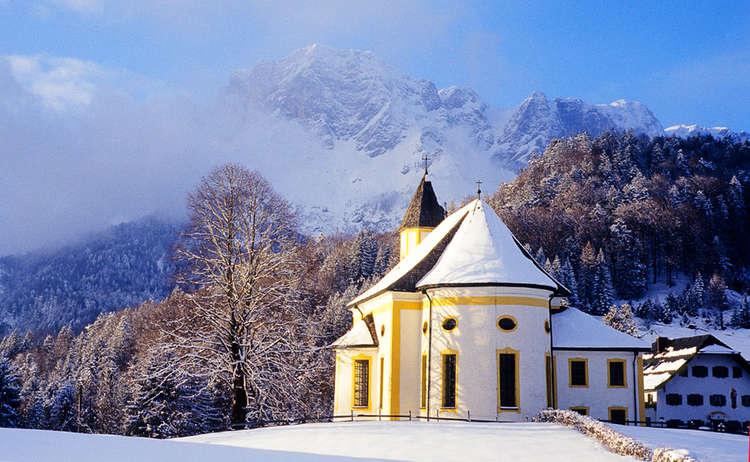 Winterwandern In Berchtesgadenckappest