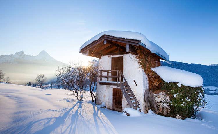 Winterwanderung Bischofswiesen