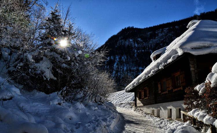 Winterwanderung Malerwinkel Koenigssee