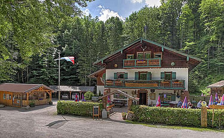 Wirtshaus Zauberwald Ramsau