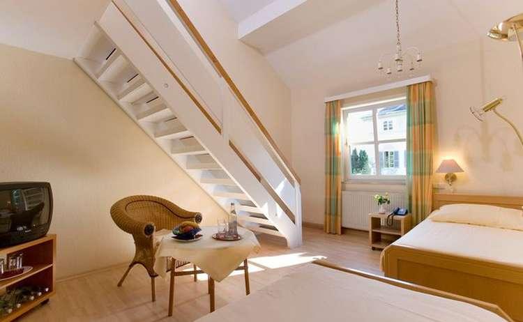 Zimmer Schlossklinik Abtsee