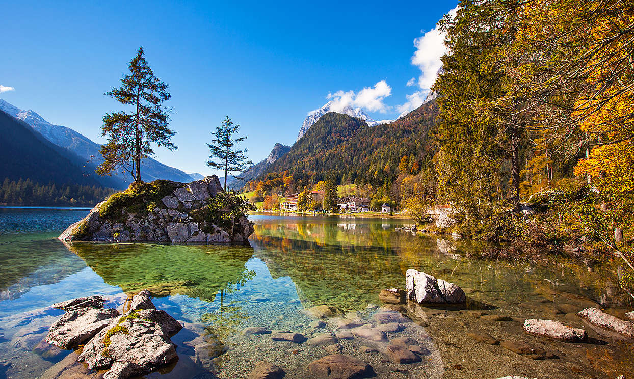 Ramsau: Germany's first mountaineering village