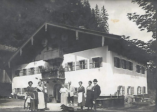 Pension In Berchtesgaden