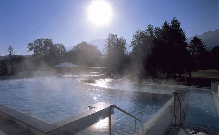 Therme Nebel